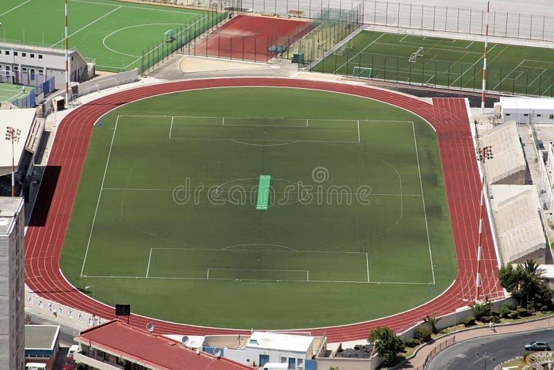 Stade vide photos libres de droits