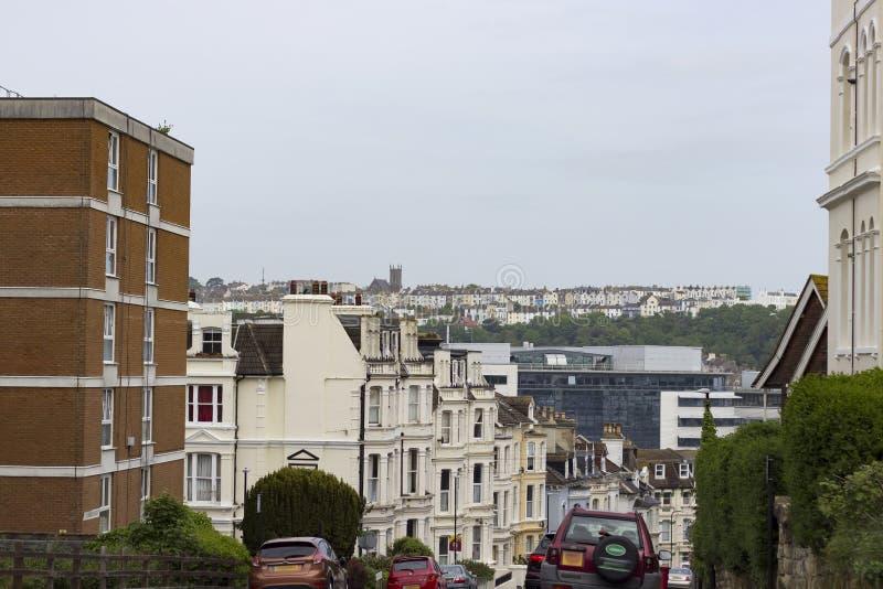 Staden av Hastings arkivbilder