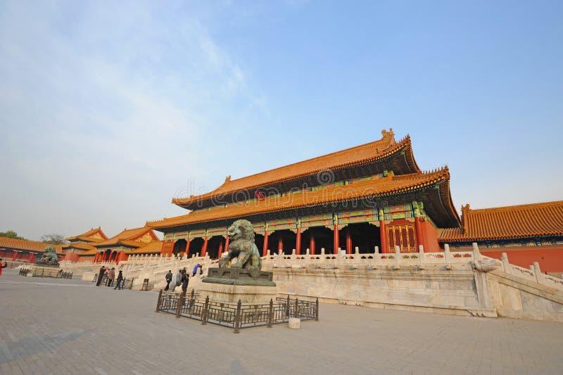 staden förböd gongen gu taihemen arkivfoto
