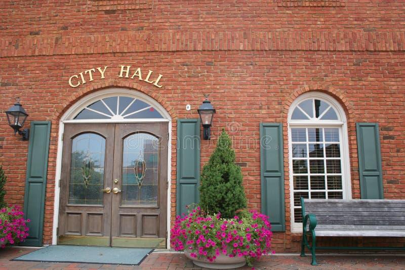 Stadhuis 2 royalty-vrije stock afbeeldingen
