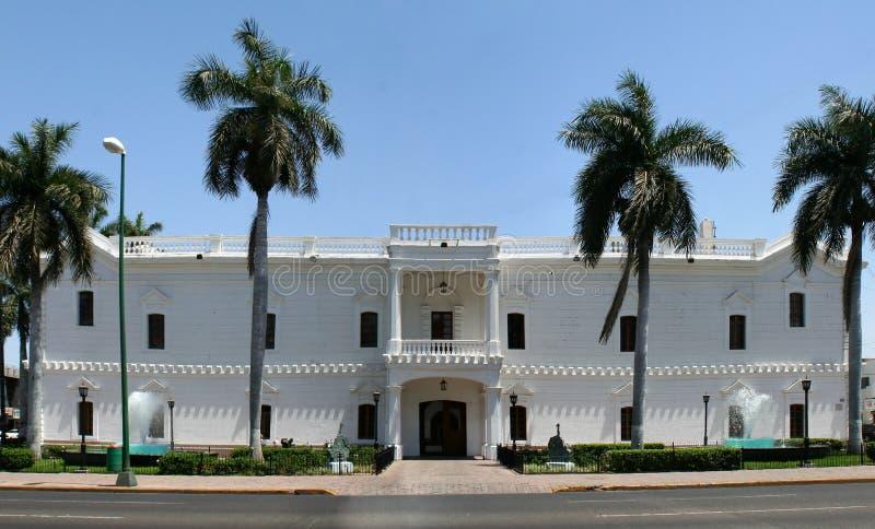 Stadhuis Culiacan stock fotografie