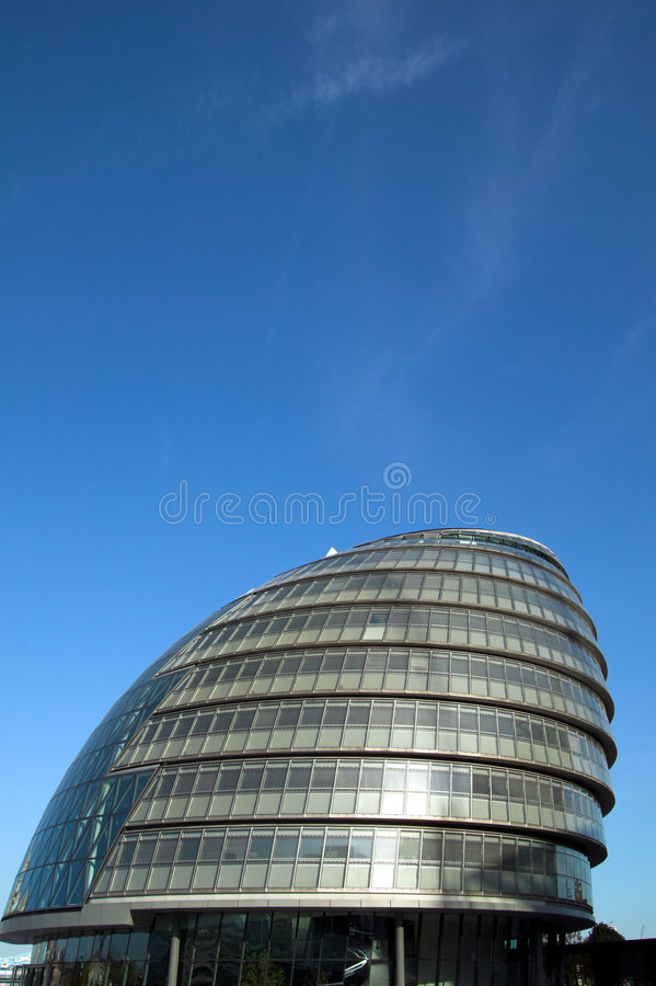 Stadhuis (Londen) royalty-vrije stock foto's