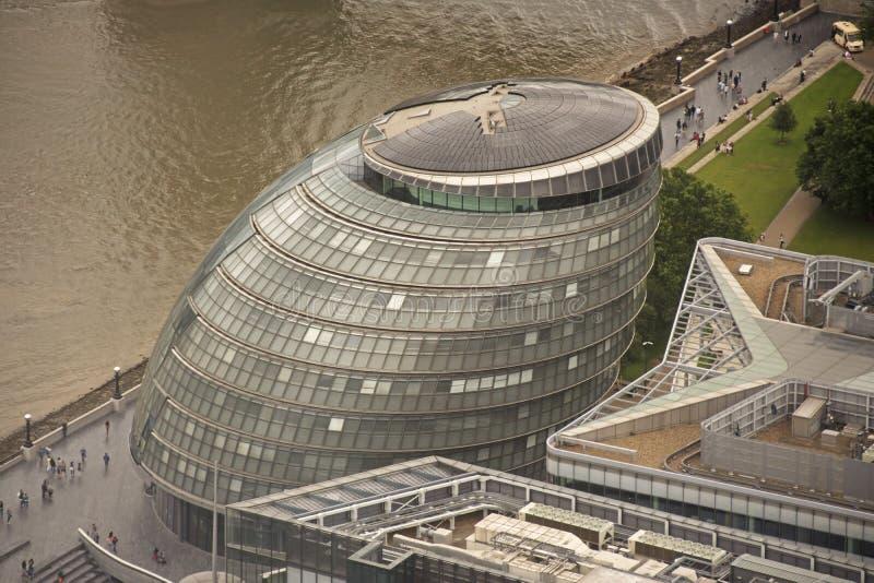 Stadhuis van de Scherf in Londen royalty-vrije stock foto's