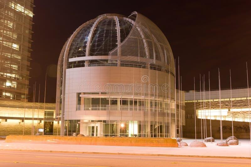 Stadhuis van San Jos? Californië stock afbeeldingen
