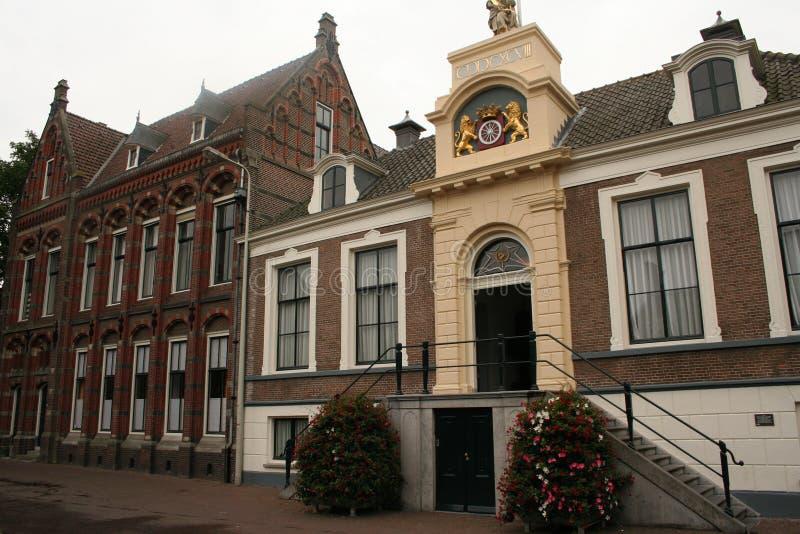 Stadhuis van Wageningen2 royalty-vrije stock fotografie