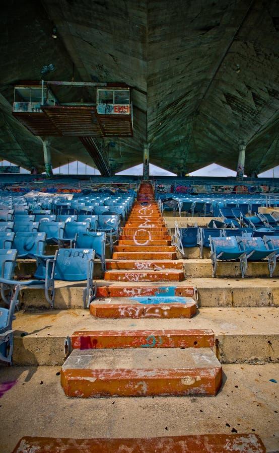 Stadio del fante di marina di Miami fotografie stock