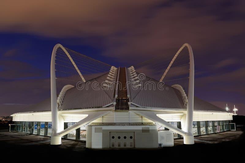 Stadio dell'arena di sport immagine stock libera da diritti