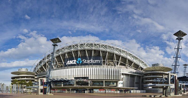 Stadio di ANZ alla sosta olimpica di Sydney immagini stock