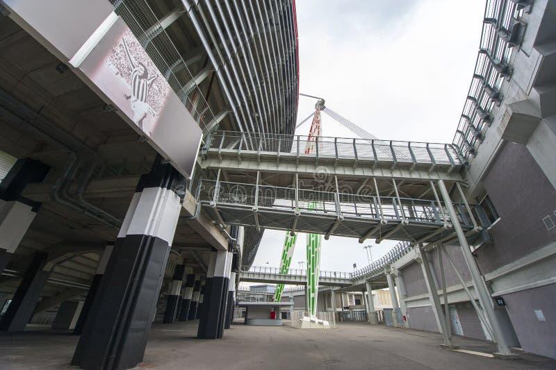 Stadio di Juventus immagini stock
