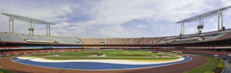 Stadio di Morumbi - Sao Paulo - Brasile fotografia stock libera da diritti
