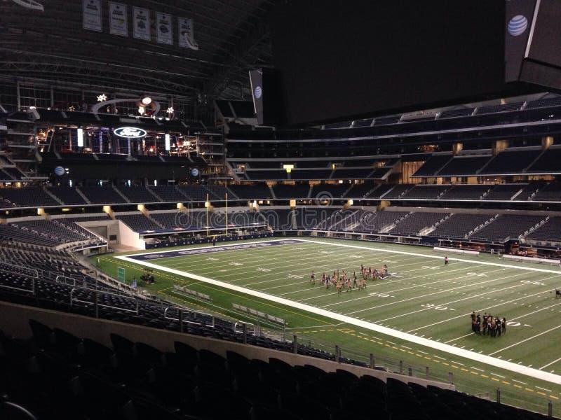 Stadio di AT&T di Dallas Cowboys fotografia stock libera da diritti
