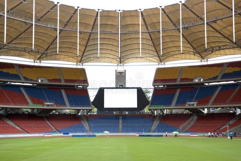 Download Stadio moderno immagine stock. Immagine di modello, seating - 3891753