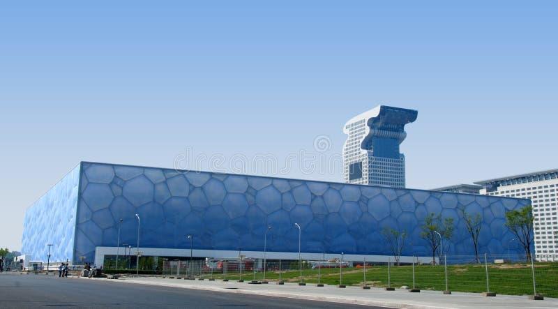Stadio olimpico di Pechino immagine stock