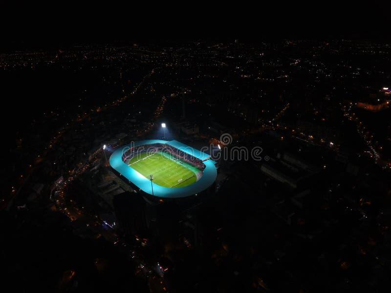 Stadio repubblicano di Vazgen Sargsyan, Armenia fotografie stock