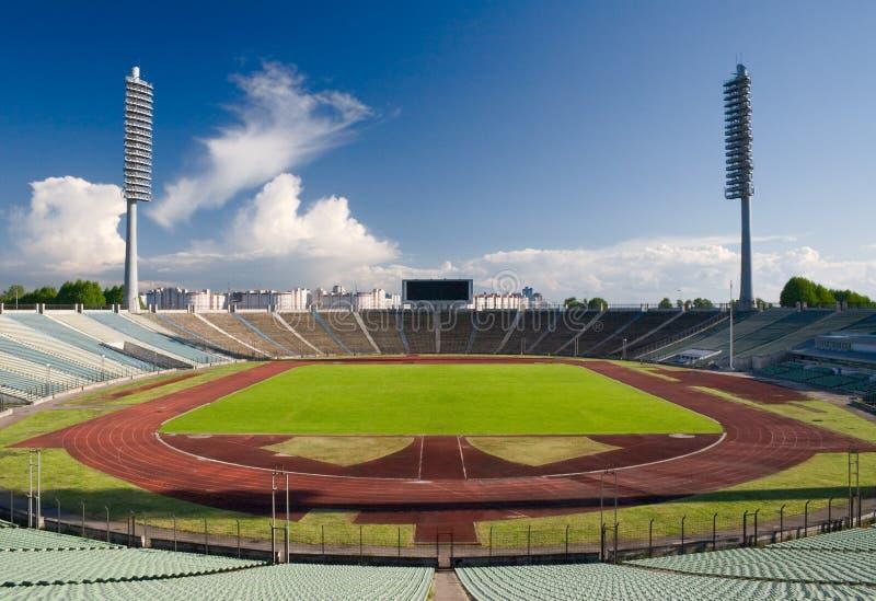 stadion 5 fotografering för bildbyråer