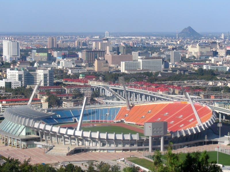 stadion obraz stock