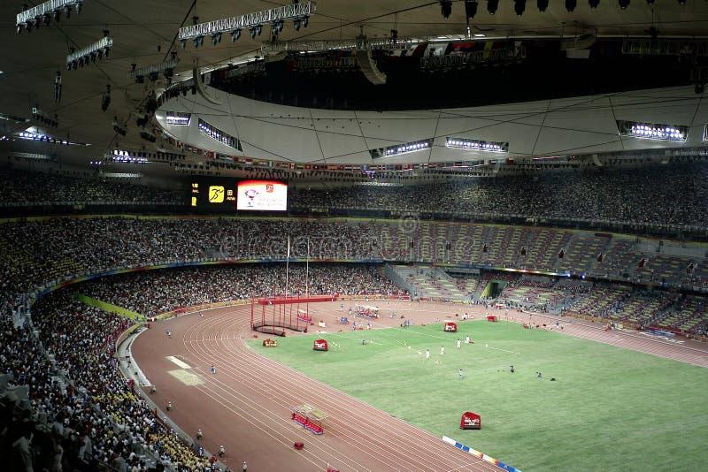 Stadion royalty-vrije stock afbeeldingen