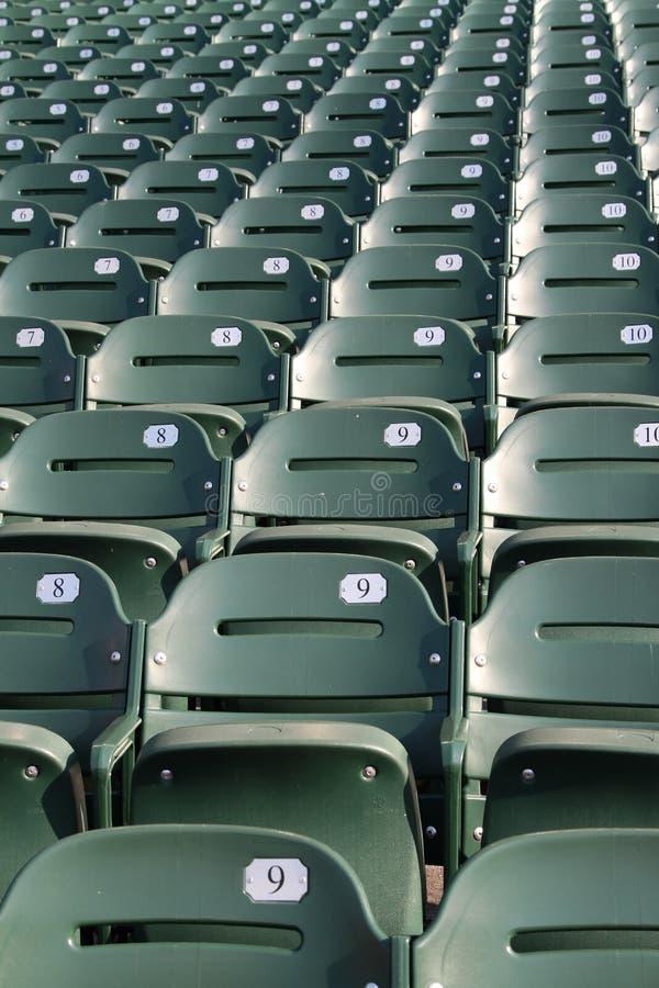 Stadion-/arenaplatser arkivfoto