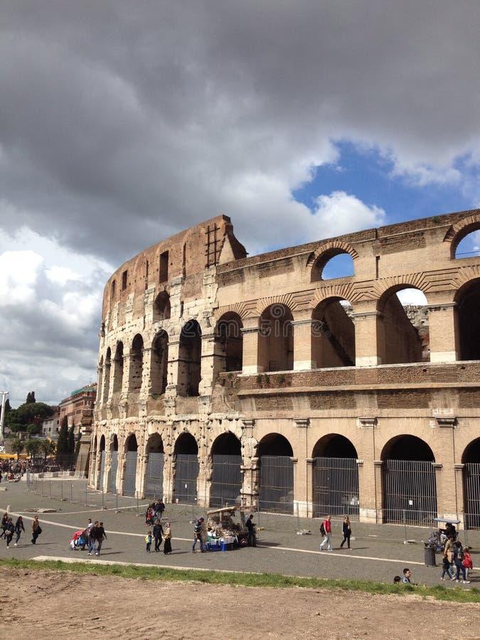 Stadion av Rome fotografering för bildbyråer
