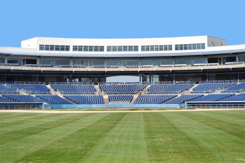stadion baseballowy obrazy royalty free