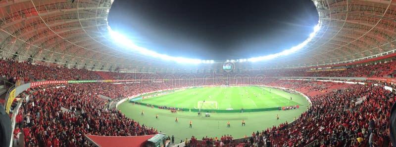 Stadion Beiras Rio stockfotografie