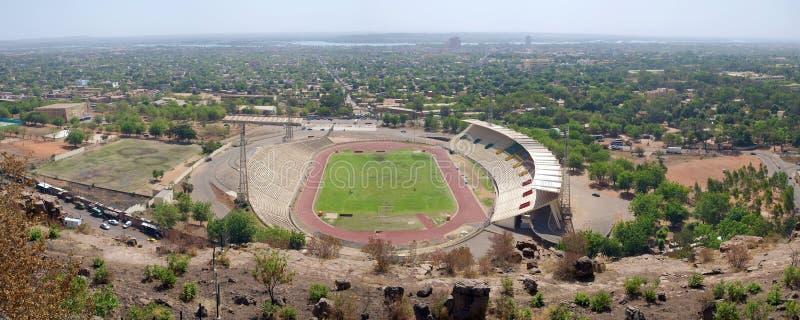 Stadion von Bamako lizenzfreies stockfoto