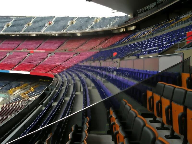 stadionie zdjęcia stock