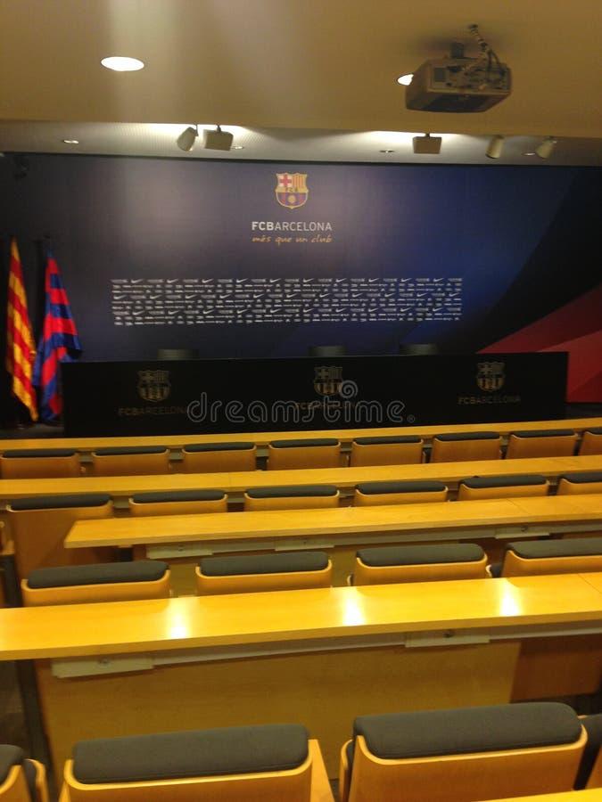 Stadionnouläger royaltyfria bilder