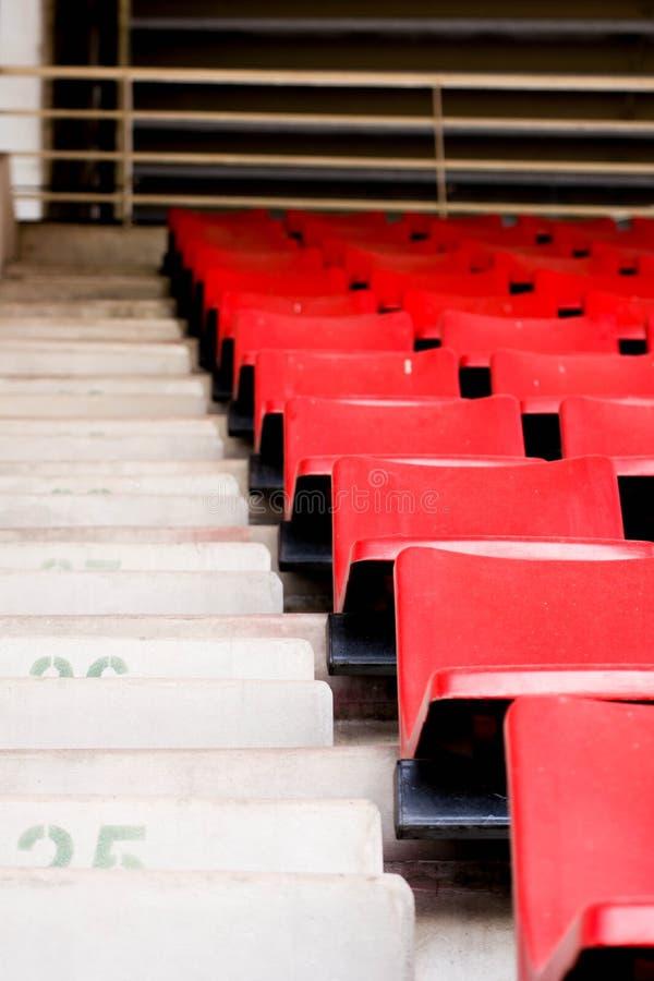 Stadionställning arkivfoton