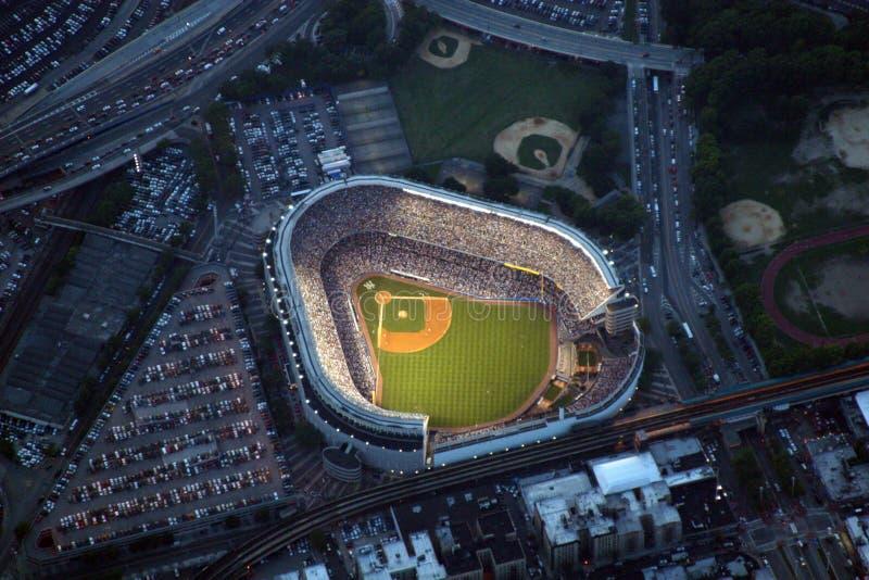 stadionyankee royaltyfria bilder