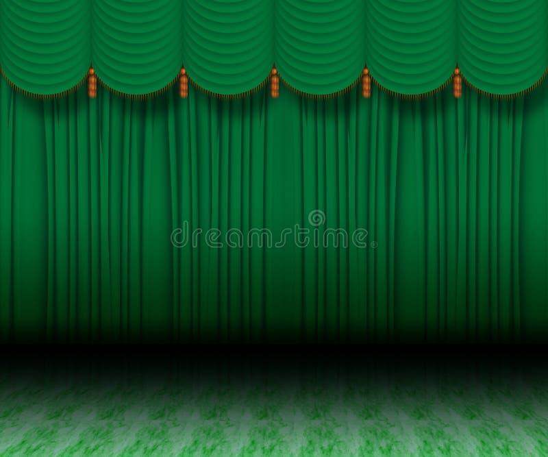 stadium stock illustratie
