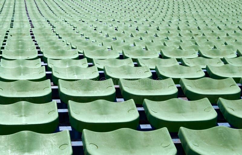 Stadium-6 fotografía de archivo libre de regalías