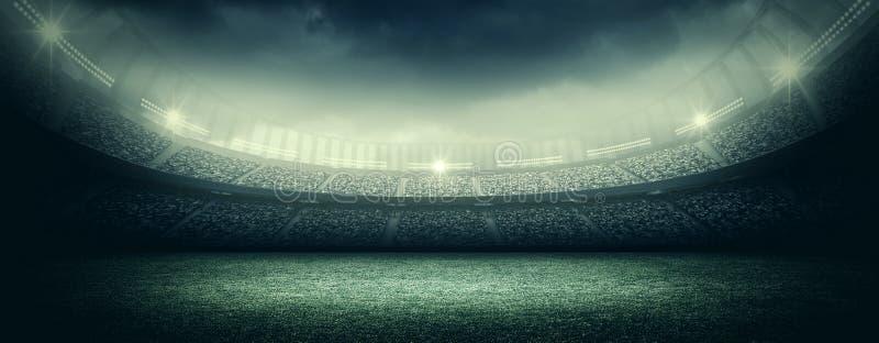 stadium fotografia stock