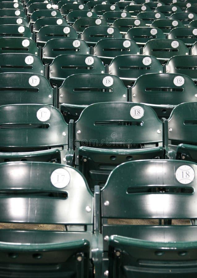 Stadium baseball stock photography