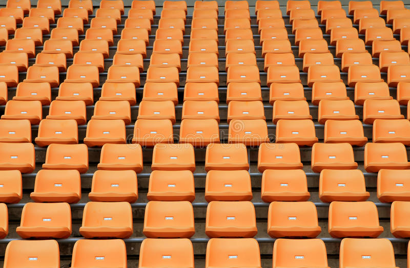 Download Stadium Chair stock image. Image of fans, color, game - 23855157