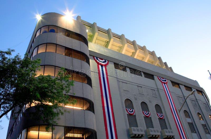 stadium jankes fotografia stock