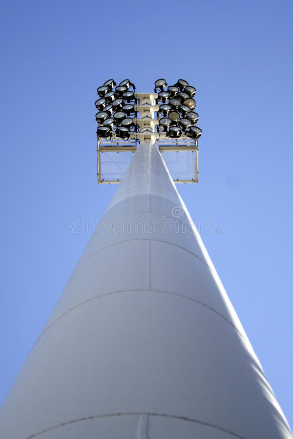 Download Stadium lights tower stock photo. Image of concert, high - 11769392