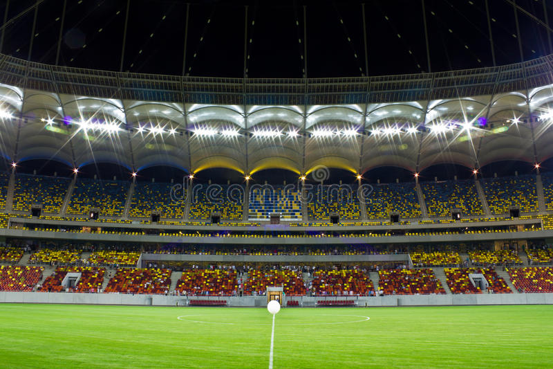 Stadium National Arena royalty free stock photography