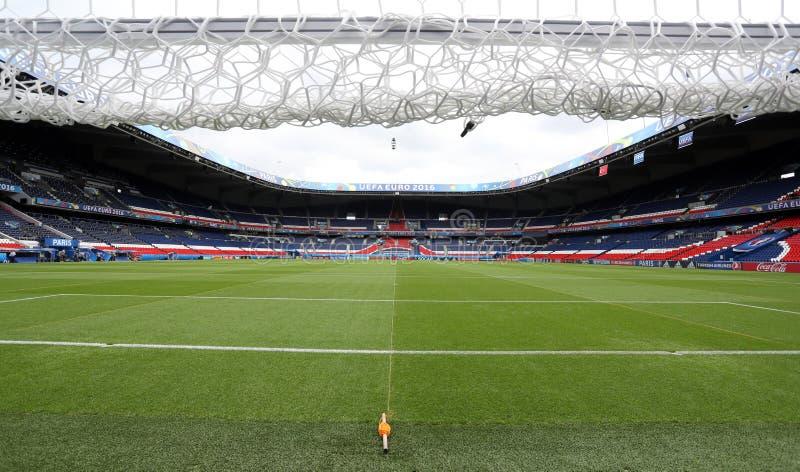 Stadium Parc Des Princes Paris Editorial Stock Image Image Of Paris Footbal 83771424