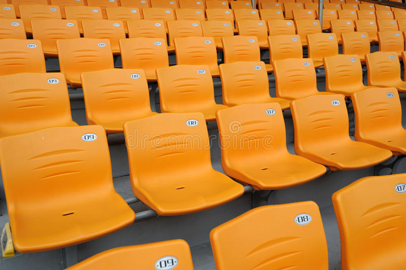 Download Stadium seat stock image. Image of public, plastic, objects - 24470275