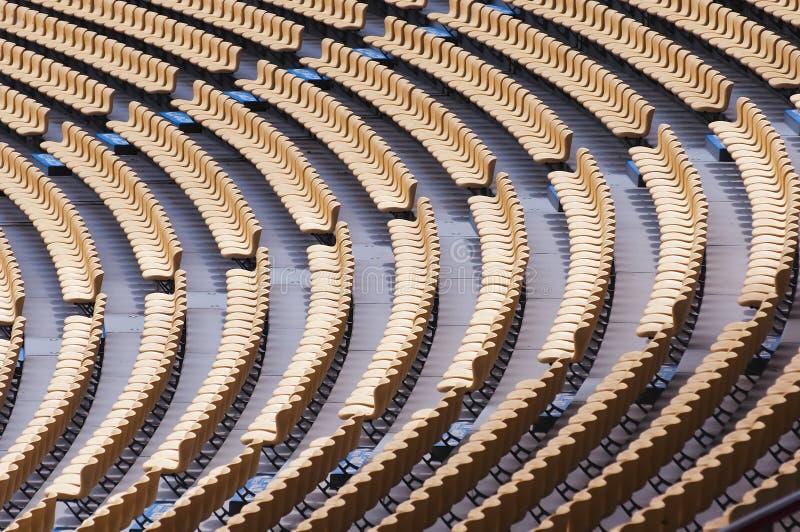 Download Stadium Seat Royalty Free Stock Photos - Image: 25207138