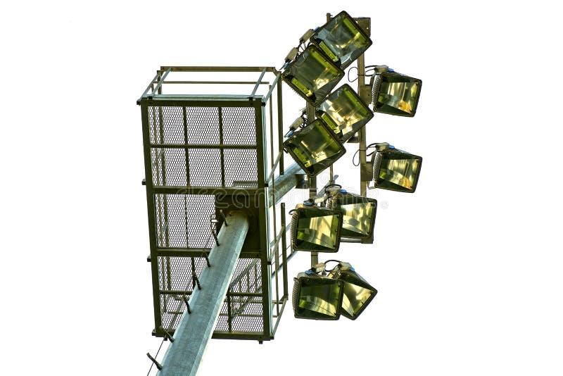Download Stadium Seat Light Stock Photo - Image: 32464770