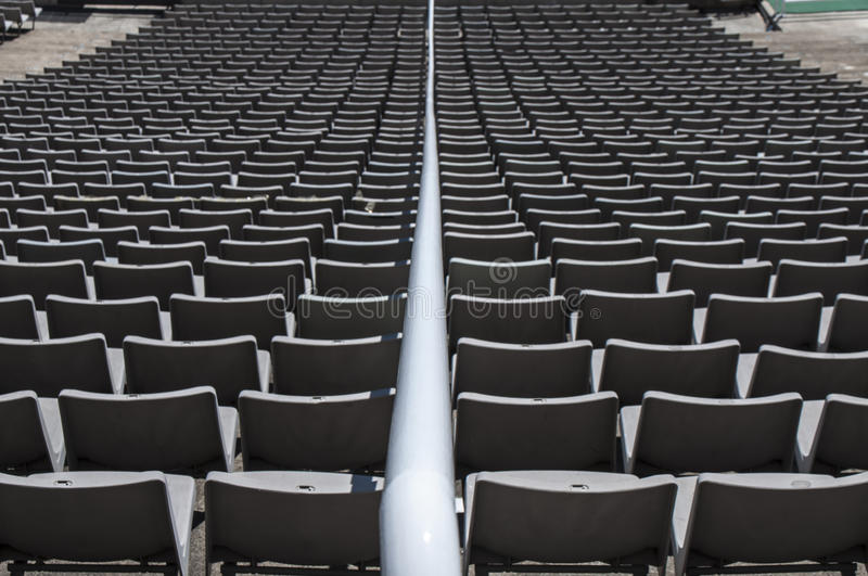 Download Stadium seats stock photo. Image of handrail, supporter - 28366776