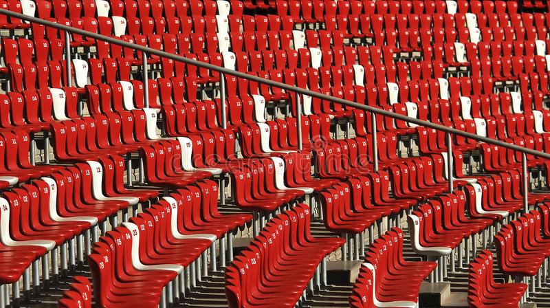 Download Stadium seats stock photo. Image of sport, olympic, looker - 7396790