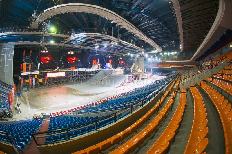 Stadium bawi się kompleks Olimpijskiego zdjęcie stock