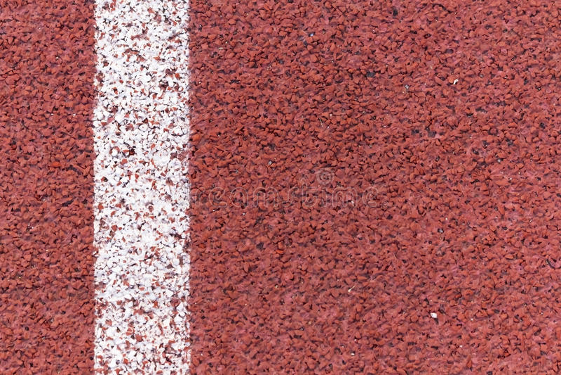 The stadium track royalty free stock photography