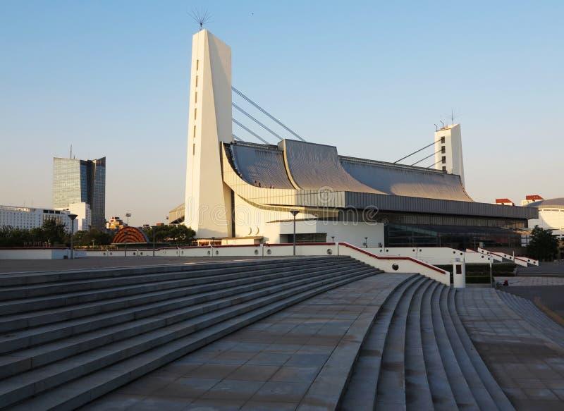 Download Stadium stock image. Image of inverted, china, image - 32096161