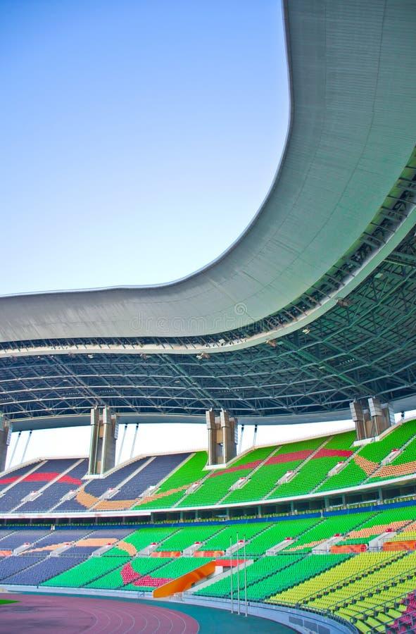 Stadium w Guangzhou fotografia stock