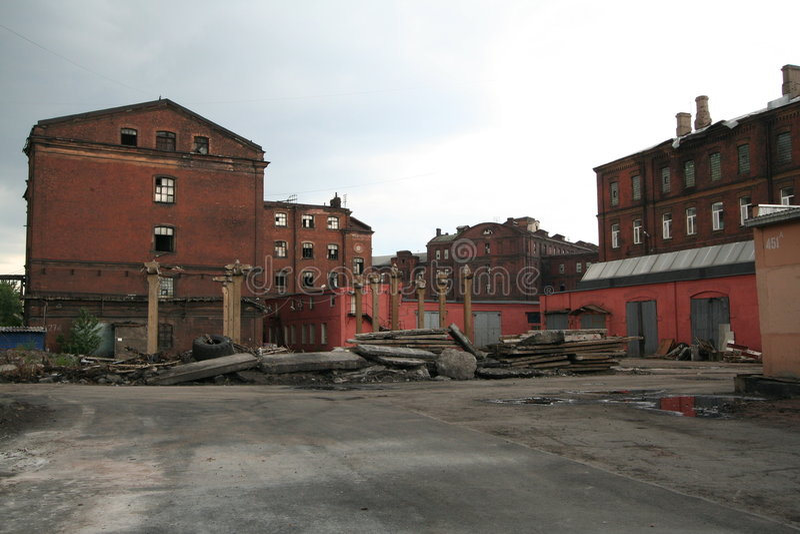 stads- decoy arkivbilder