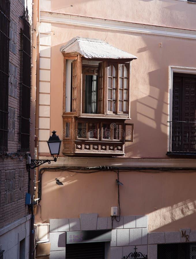 Stads- fönster royaltyfria foton